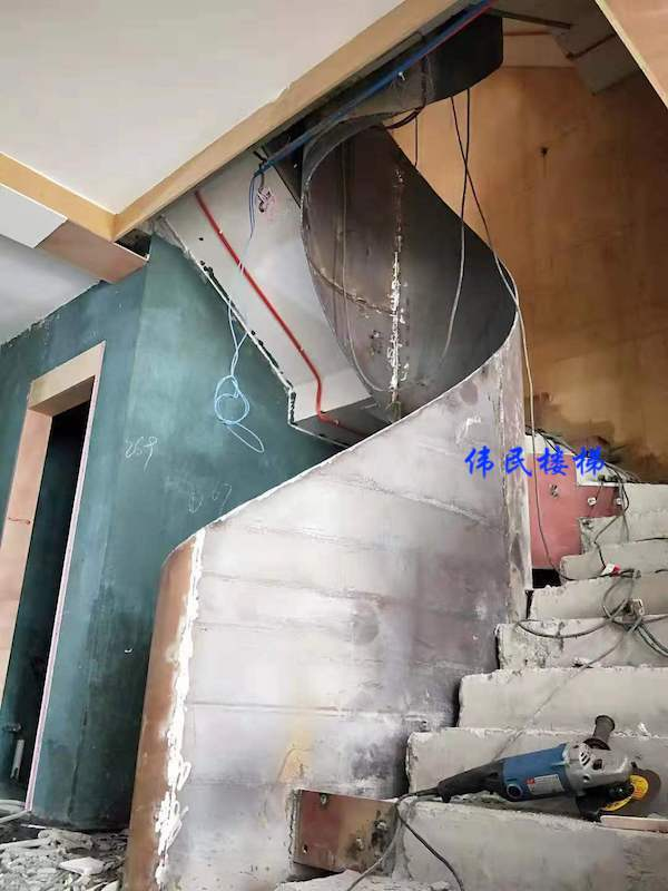 杭州钢架楼梯