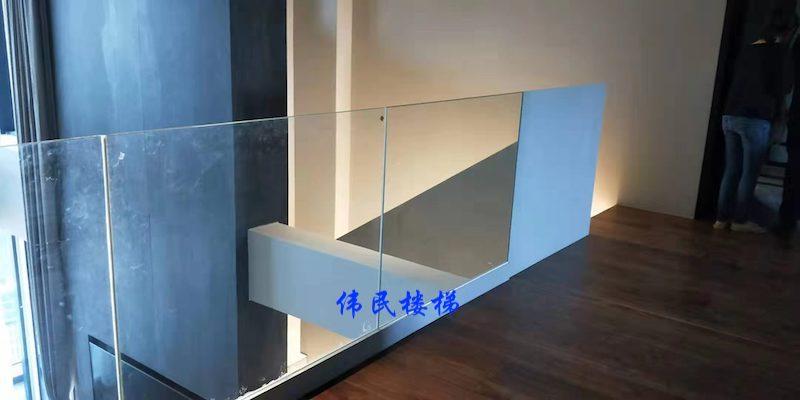 钢架楼梯定制-杭州转塘之江一号