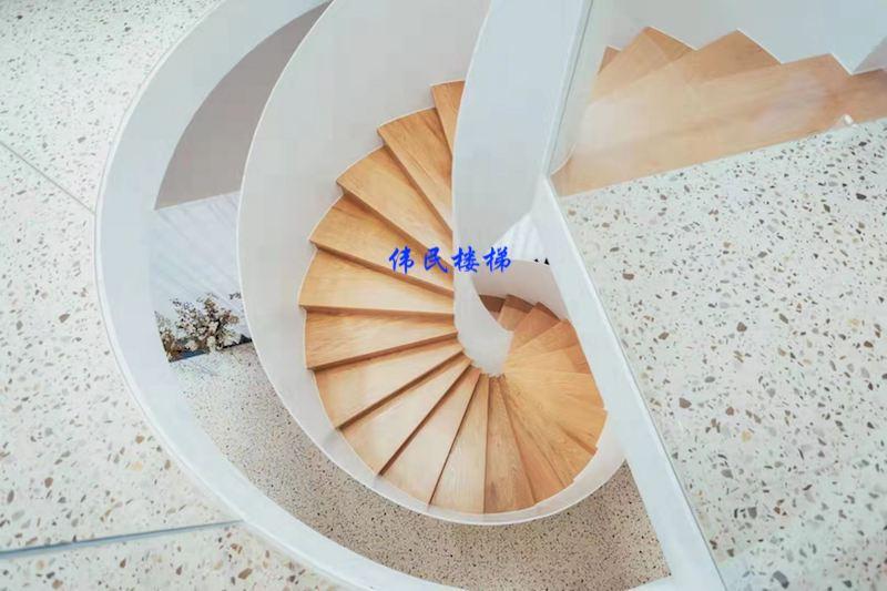 旋转楼梯-临安沙地路店面
